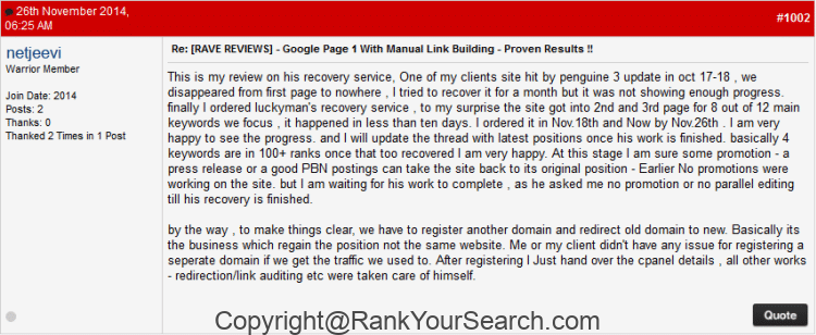 affordable SEO services reviews
