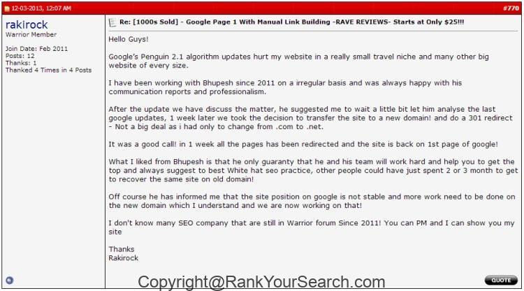 rakirock 1 White Label SEO Reseller | Rank Your Website#1 for $199