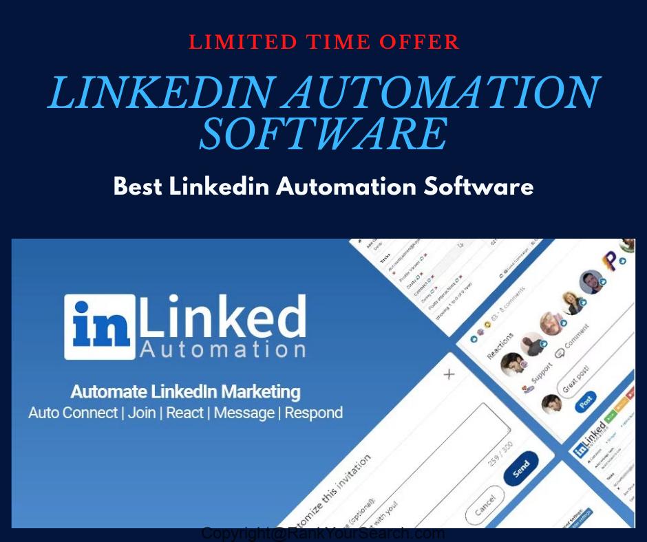 linkedin automation software