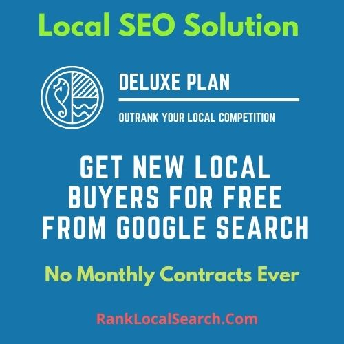 White Label Local SEO Solution | Deluxe Package